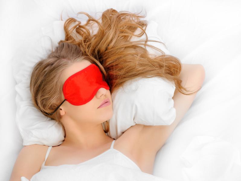 Schlafmaske