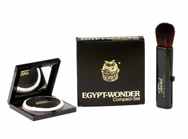 Bräunungspuder EGYPT-WONDER® Compact-Set Pearl von Tana® COSMETICS