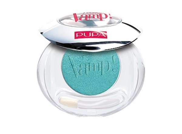 Lidschatten VAMP! Compact Eyeshadow 305 Bubble Green von PUPA