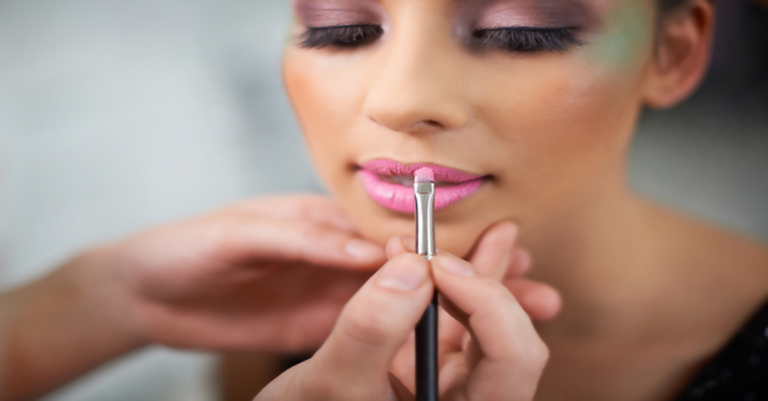 Lippenpinsel