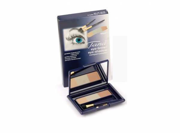 Augenbrauen-Make-up TANA® Eye-Brow blond von Tana® COSMETICS