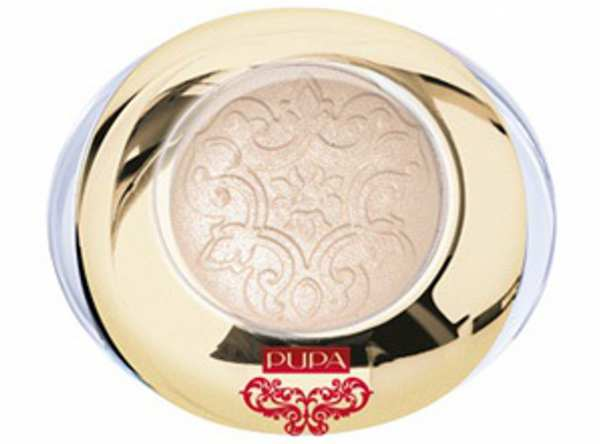 Metallic Lidschatten RED QUEEN 002 Pure Gold von PUPA