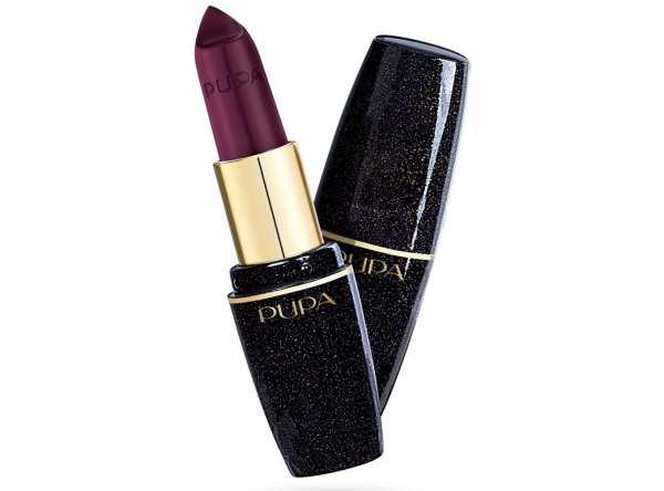 Lippenstift LIGHT UP THE NIGHT 502 Burgundy Show von PUPA