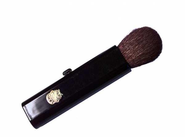 Pocket Puder Pinsel TANA® von Tana® COSMETICS