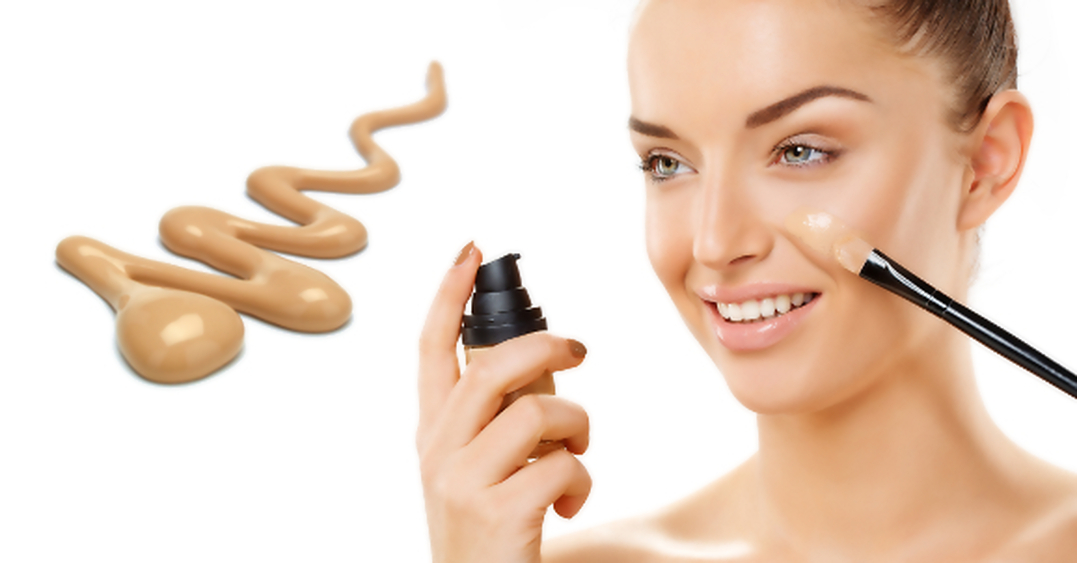 Creme Foundation Grundierung